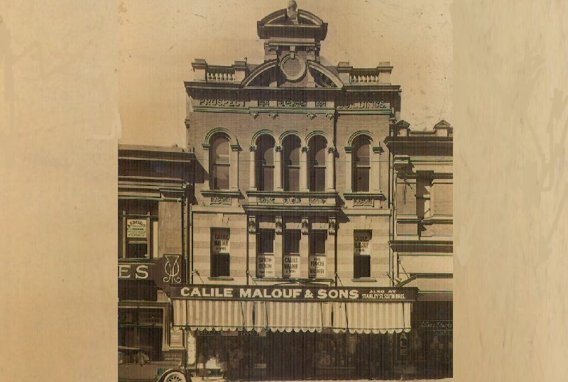 Calille Malouf & Sons
