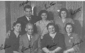 Najar Family in 1939