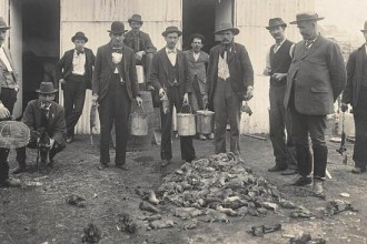Sydney Rat Catchers 1900