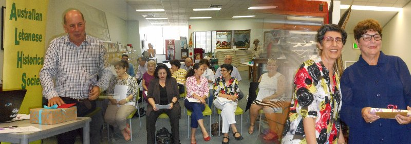 16th Annual General Meeting at Maroubra, 2015