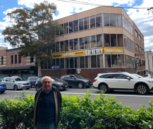 BACK TO THE OLD STOMPING GROUND: A Visit to Redfern, Waterloo & Newtown, By Jack Bettar